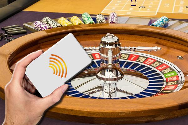 Gastos em jogos de azar sem dinheiro aumentaram