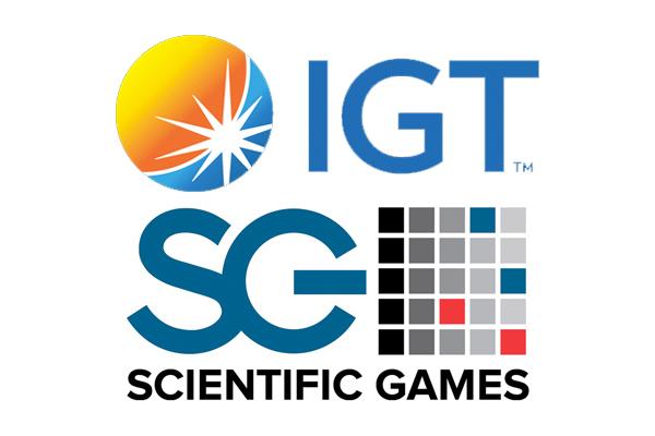 IGT e Scientific Games assinam acordo sem dinheiro