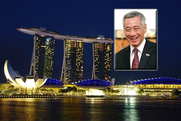 Primeiro-ministro de Cingapura apresenta perspectivas terríveis para os cassinos em cidades-estados