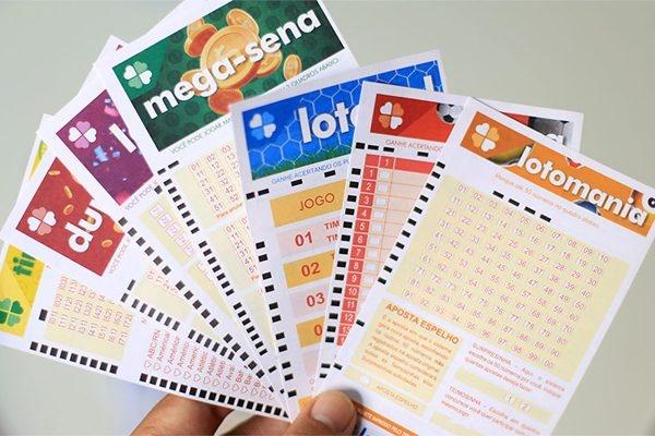 Quina, Lotomania e Timemania sorteiam R$ 16 milhões nesta terça-feira