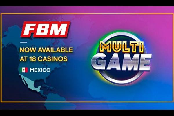 FBM Multi-Game está conquistando o México