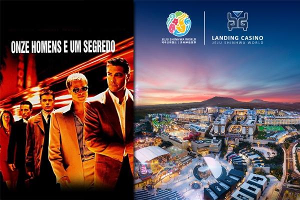 Roubo do cassino Landing Jeju se torna grande história da mídia