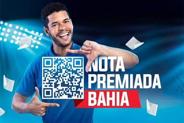 Prêmio do milhão da Nota Premiada Bahia será sorteado em junho
