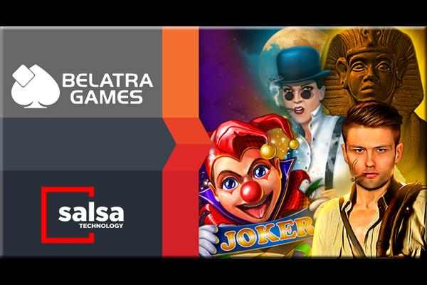 Salsa Technology impulsiona oferta GAP com acordo da Belatra Games