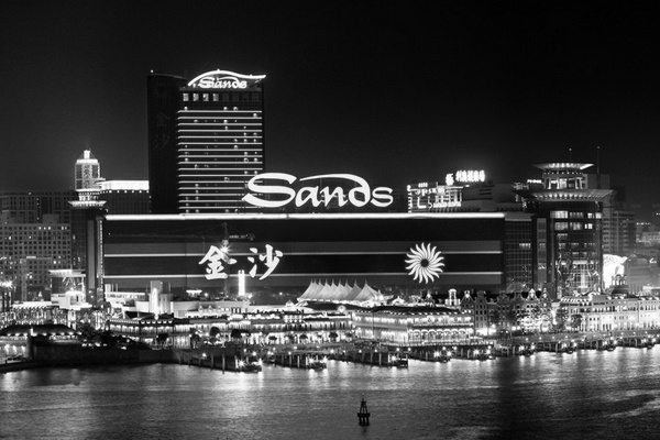 Apostas no Sands China de Macau após a morte do bilionário norte-americano Adelson
