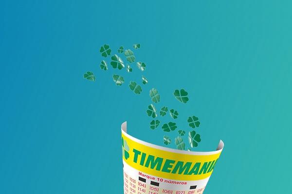 Timemania completa 13 anos nesta segunda-feira