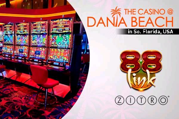 88 Link de Zitro estreia EUA no Casino at Dania Beach da Flórida