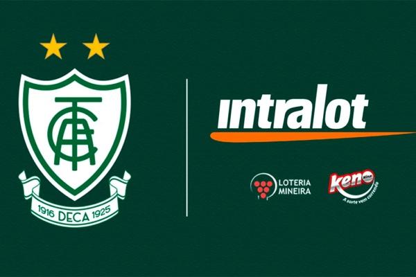América e Intralot ativam nova parceria para a temporada