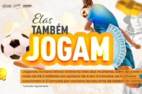 Intralot cria campanha #elastambemjogam em homenagem ao Dia Internacional da Mulher