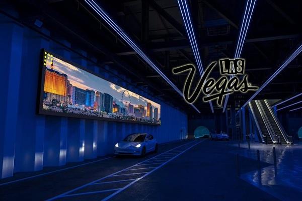 Tesla terá parque de diversão em Las Vegas, mas objetivo é outro