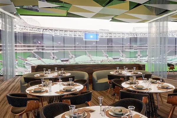 Nova arena Allianz Parque terá mirante, restaurantes e e-Sports