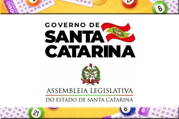 Loteria estadual será recriada em Santa Catarina