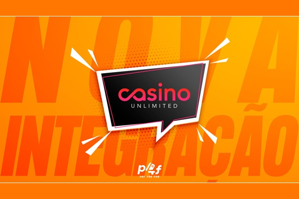 Casino Unlimited: nova integração da Pay4Fun