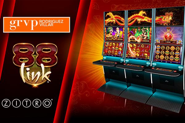 88 Link da Zitro já é jogado em Bingo Billares de Barcelona