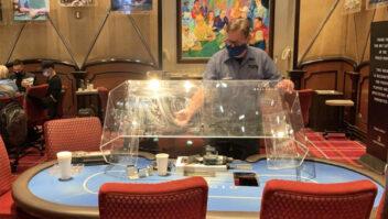 De volta as mesas: os cuidados no poker ao vivo pós pandemia