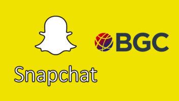 BGC dá as boas-vindas à publicidade socialmente responsável do Snapchat