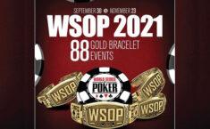 Máscaras, vacina, cancelamentos: como será a WSOP 2021?