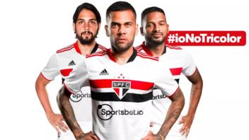 Sportsbet.io é o novo patrocinador máster do São Paulo para os próximos três anos e meio