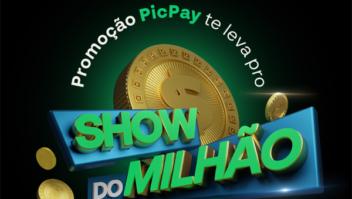 PicPay sorteia participantes para novo programa Show do Milhão