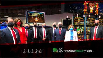 Zitro apresenta uma nova versão do seu Link 88 de sucesso em Torremolinos