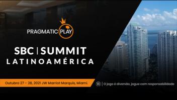 Pragmatic Play participa e patrocina o SBC Summit Latinoamerica em Miami