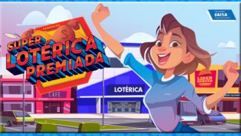 Tele Sena lança campanha 'Super Lotérica Premiada'