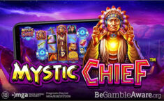 Pragmatic Play reflete a cultura nativa americana em seu novo título Mystic Chief